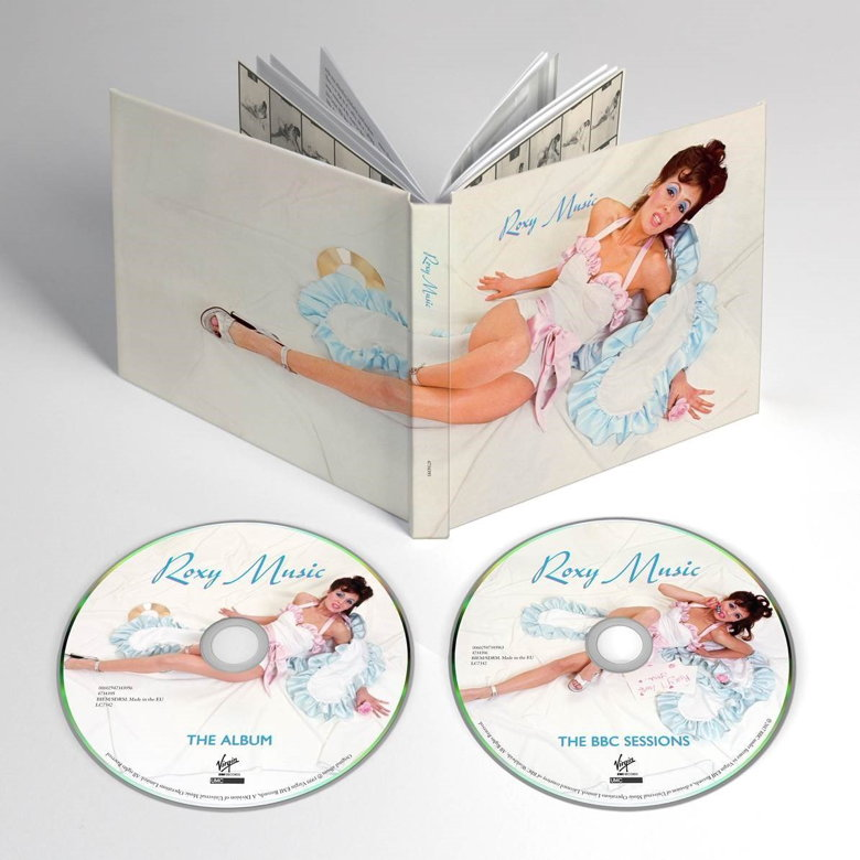 Roxy Music Deluxe Edition