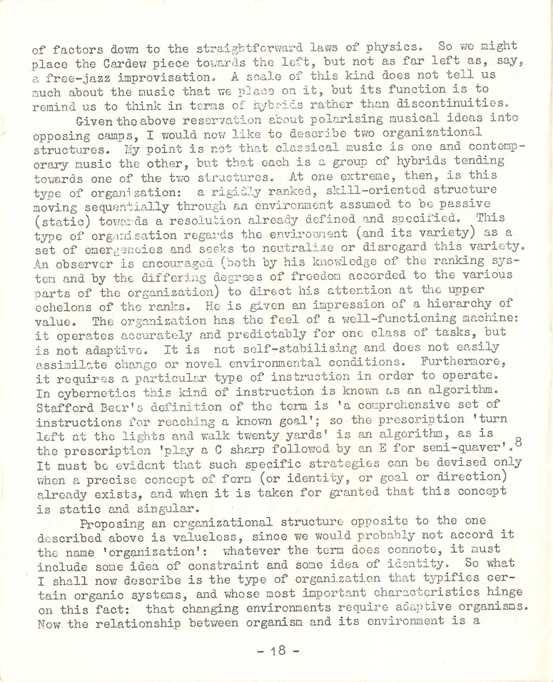 Enovations Newsletter 1977 (page 18)