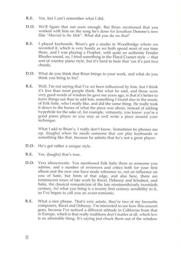 Opal Information: Number 11 (page 8)